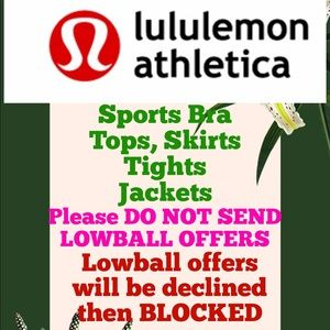 Lululemon Athletica Shop